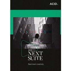 ACID Pro Next Suite - ESD - cyfrowa - Certyfikaty Rzetelna Firma i Adobe Gold Reseller