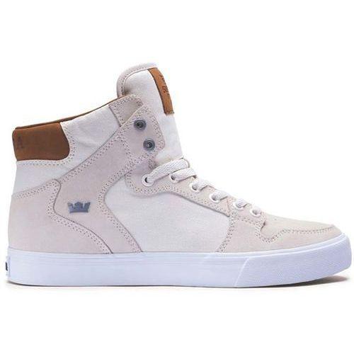 Męskie obuwie sportowe, buty SUPRA - Vaider Off White/Tan-White (WTN)