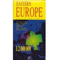 Mapy i atlasy turystyczne, Europa wschodnia mapa 1:2 000 000 Jana Seta (opr. twarda)