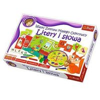 Gry dla dzieci, Mały Odkrywca Litery i słowa Gra