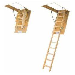 Schody strychowe FAKRO LWS Plus 60x120/280