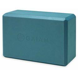 GAIAM - 59181 - Kostka do jogi z pianki niebieska