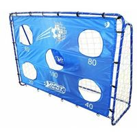 Piłka nożna, Bramka piłkarska BestSporting 213 x 152 x 76 cm + mata celnościowa