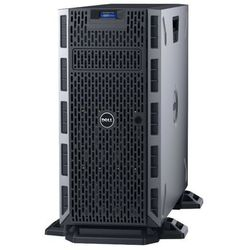 Serwer Dell PowerEdge T330 w obudowie typu tower Wydajny 1-procesorowy serwer w obudowie tower z możliwością rozbudowy przyspiesza działanie aplikacji biurowych w małych firmach, oddziałach i biurach, a także ułatwia obsługę danych.