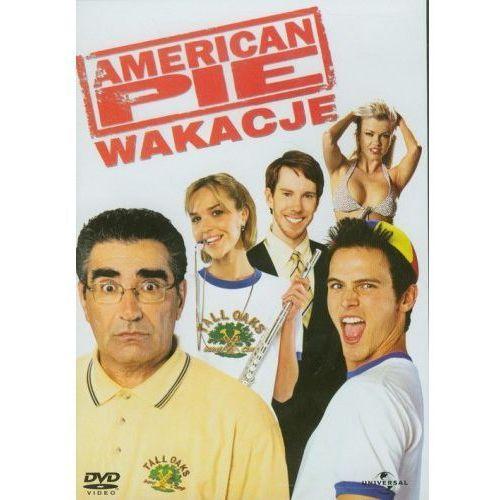 Filmy dokumentalne, American Pie. Wakacje (DVD) - Brad Riddel OD 24,99zł DARMOWA DOSTAWA KIOSK RUCHU
