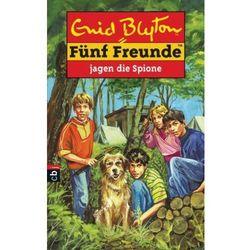 Fünf Freunde jagen die Spione Blyton, Enid