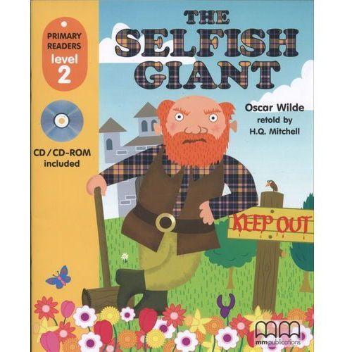 Książki do nauki języka, The Selfish Giant SB /tylko z CD/ (opr. miękka)