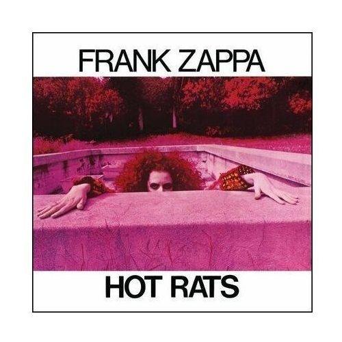 Pozostała muzyka rozrywkowa, HOT RATS - Frank Zappa (Płyta CD)