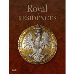Rezydencje królewskie. Wersja angielska - Tadeusz Zielniewicz