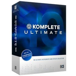 Native Instruments Komplete 10 Ultimate Update - Update z Komplete Ultimate 8 i 9 Płacąc przelewem przesyłka gratis!