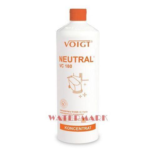 Płyny do czyszczenia podłóg, NEUTRAL 1 l Profesjonalny płyn do mycia podłogi