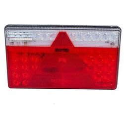 Lampa tylna zespolona Aspöck Multiled II 5-pin LED lewa