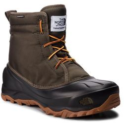 Śniegowce THE NORTH FACE - Tsumoru Boot T93MKS5UA Tarmac Green/Tnf Black