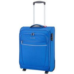 Travelite Cabin walizka mała kabinowa 20/55 cm / niebieska - Royal Blue