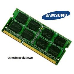 Pamięć RAM 4GB DDR3 1066MHz do laptopa Samsung RC710 4GB_DDR3_SODIMM_1066_149PLN_CZ1 (--18%)