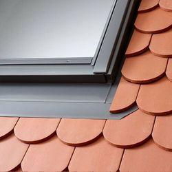 Kołnierz do okna dachowego VELUX EDB 0000 SK08 114x140 do pokryć płaskich