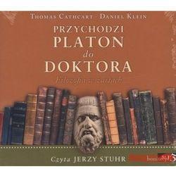 Przychodzi Platon do doktora.Książka audio MP3 (opr. twarda)