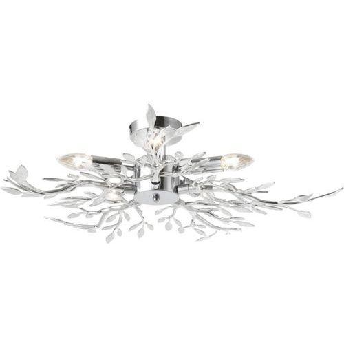 Lampy stołowe, GLOBO 68541-5 – Lampa stołowa FLASH 5xE14/40W