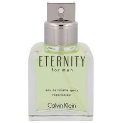 Calvin Klein Eternity Men Woda toaletowa 50ml + Próbka perfum Gratis!