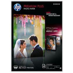 Papier fotograficzny HP Premium Plus Photo 300g A4