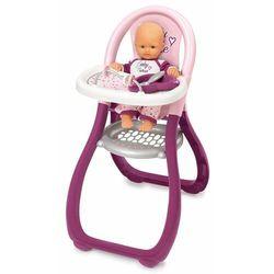 Smoby Baby Nurse Krzesełko do karmienia dla lalek