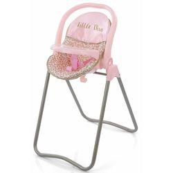 Hauck krzesełko do karmienia lalek Little Diva