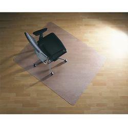 Ochronna mata podłogowa z poliwęglanu,z rzepami do dywanów i wykładzin dywanowych