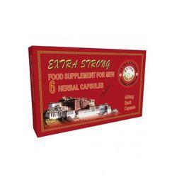Extra Strong For Men 6 kaps. Mocna tabletka na potencję 420018