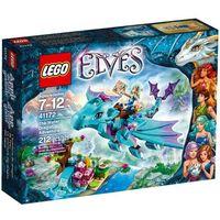 Klocki dla dzieci, 41172 PRZYGODA SMOKA WODY The Water Dragon Adventure KLOCKI LEGO ELVES wyprzedaż