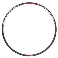 Obręcz 29 ACCENT EXE 32 H szerokość 22,5mm tubeless ready czarno-biało-czerwona