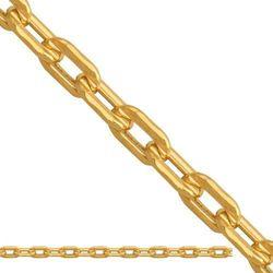 Łańcuszek złoty pr. 585 - Ld1012