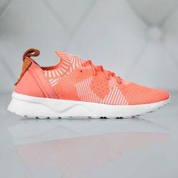 adidas Originals ZX Flux ADV Virtue Primeknit Sneakers Pomarańczowy 38