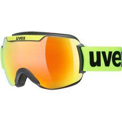 UVEX Downhill 2000 CV Gogle, black mat/colorvision orange fire 2019 Gogle narciarskie