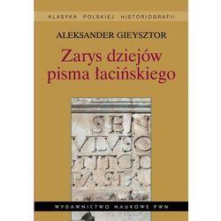 Zarys dziejów pisma łacińskiego (opr. miękka)