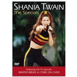 Twain Shania - The Specials [DVD]