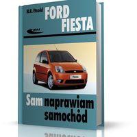 Biblioteka motoryzacji, Ford Fiesta (od III 2002 do VII 2008) (opr. broszurowa)