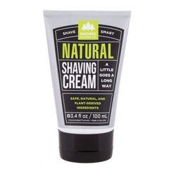 Pacific Shaving Co. Shave Smart Natural krem do golenia 100 ml dla mężczyzn