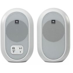 JBL One Series 104 BT White monitory studyjne (para), bluetooth, kolor biały Płacąc przelewem przesyłka gratis!