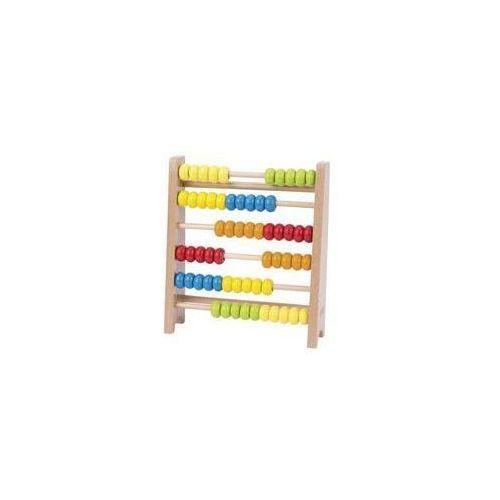 Pozostałe zabawki, Liczydło 60 elementów Goki