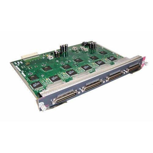 Routery i modemy ADSL, WS-X4148-RJ21 Moduł Cisco Catalyst 4500 10/100 Module, 48-Ports Telco (4xRJ21)