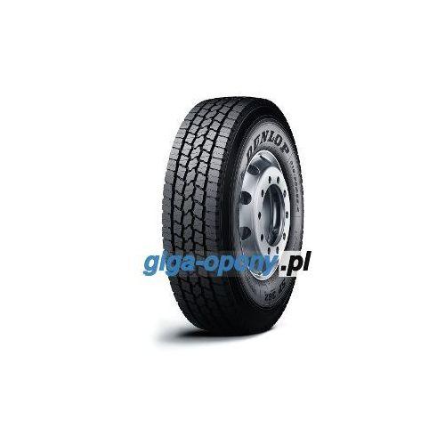 Opony ciężarowe, Dunlop SP 362 ( 385/65 R22.5 160K 20PR podwójnie oznaczone 158L )
