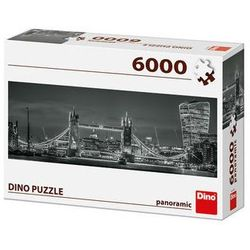 Tower Bridge v noci: puzzle 6000 dílků neuveden