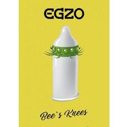Prezerwatywa Condom Egzo Bee`s Knees 1szt.