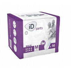 Pieluchomajtki iD Pants Plus L Karton 8 OPAKOWAŃ