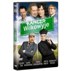 Ranczo Wilkowyje [DVD] - Robert Brutter, Jerzy Niemczuk OD 24,99zł DARMOWA DOSTAWA KIOSK RUCHU