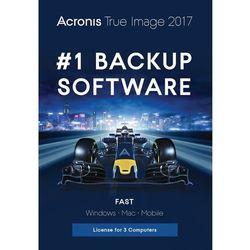 Acronis True Image 2017 3 PC