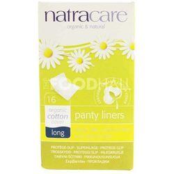 Wkładki Higieniczne Długie 16szt - Natracare