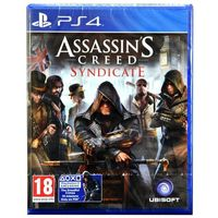 Gry na PlayStation 4, Assassin's Creed: Syndicate Edycja Charnig Cross PL PS4