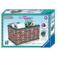 Puzzle, Puzzle 216 elementów 3D - Kuferek na skarby: M.Beth RAP120826 - RAVENSBURGER