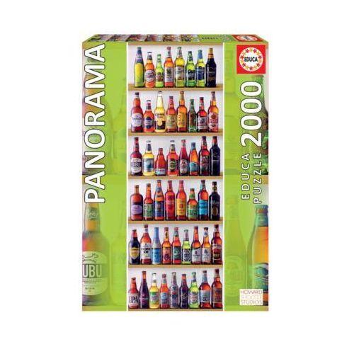 Puzzle, Puzzle 2000 elementów Świat piw